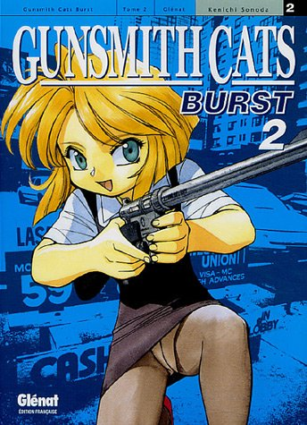 Gunsmith Cats Burst, Tome 2 :