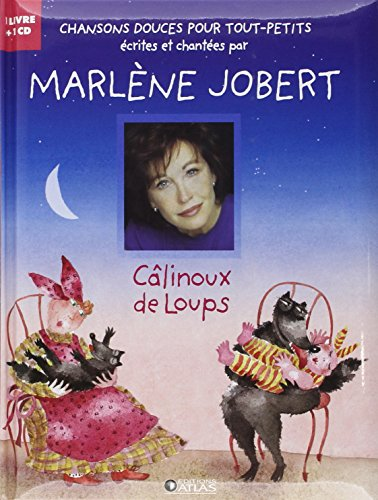 Câlinoux de loup (1CD audio)
