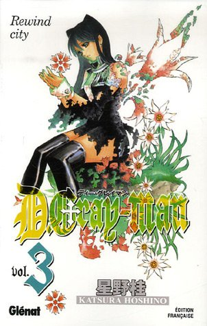 D. Gray-Man, Tome 3