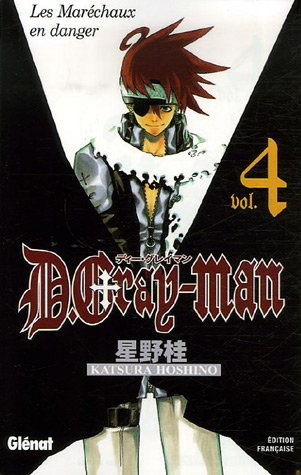 D. Gray-Man, Tome 4
