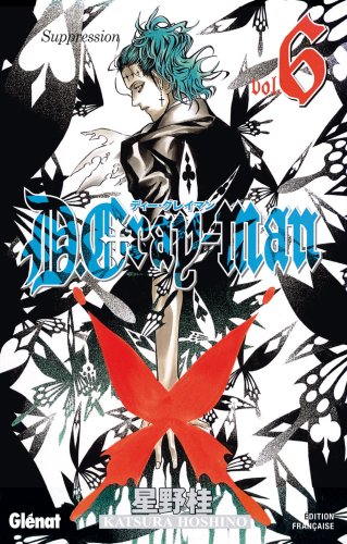 D. Gray-Man, Tome 6