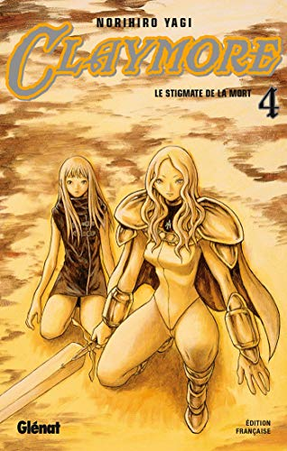 Claymore, Tome 4