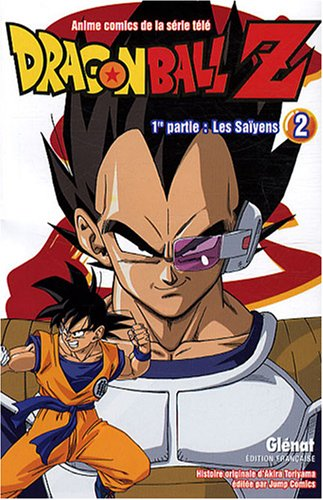 Dragon Ball Z, Tome 2