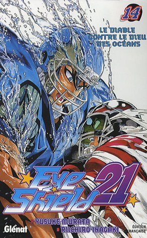Eye Shield 21, Tome 14