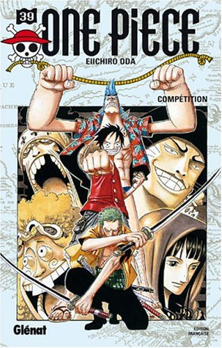 One Piece, Tome 39