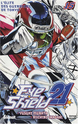 Eye Shield 21, Tome 15