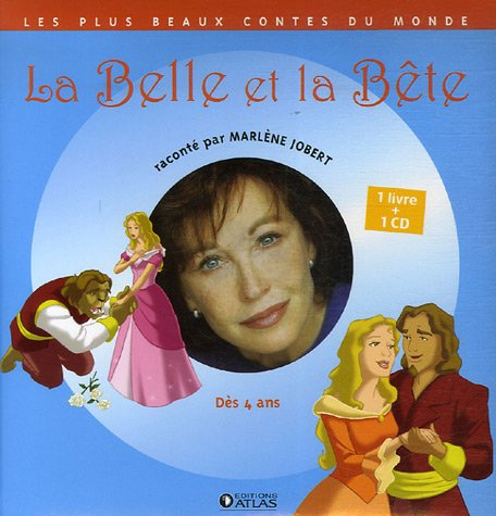 La Belle et la Bête (1CD audio)