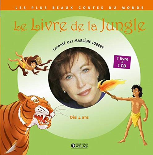 Le livre de la jungle (1CD audio)