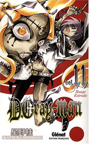 D. Gray-Man, Tome 11