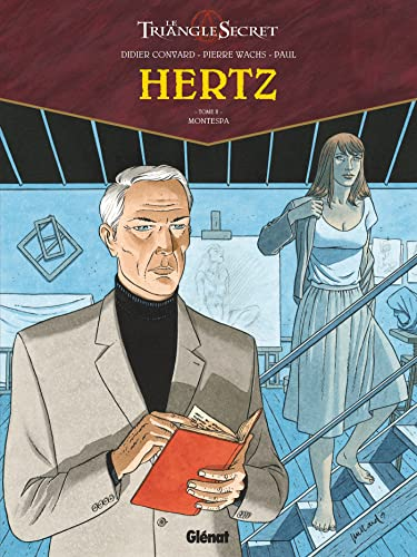 Le Triangle secret - Hertz, Tome 2