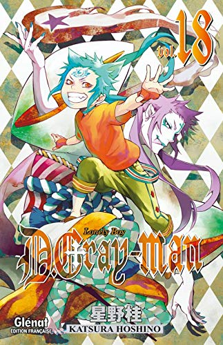 D. Gray-Man, Tome 18 :
