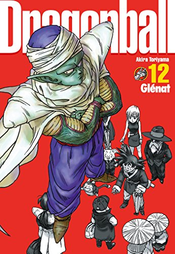 Dragon Ball, Tome 12