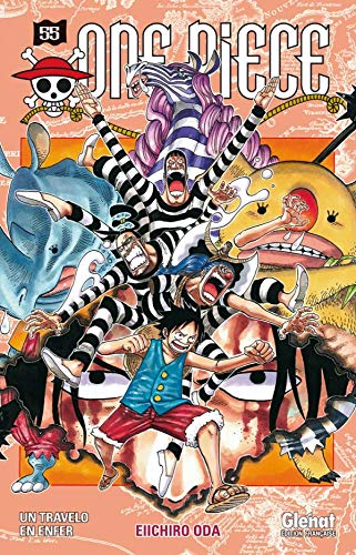 One Piece, Tome 55