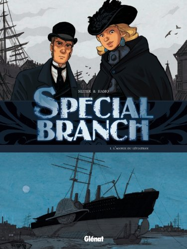 Special Branch, Tome 1