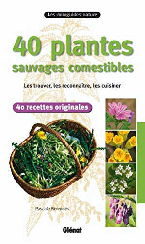 40 plantes sauvages comestibles