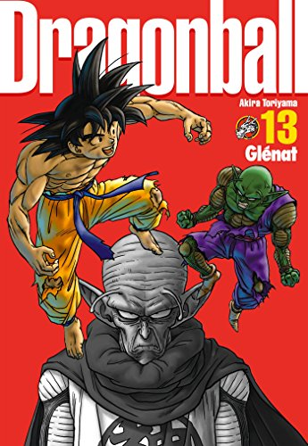 Dragon Ball, Tome 13