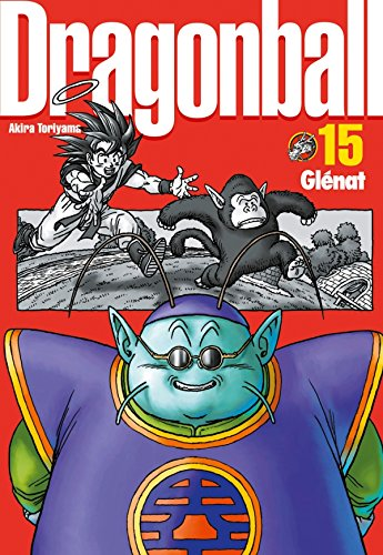 Dragon Ball, Tome 15