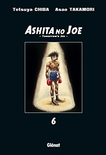 Ashita no Joe, Tome 6 :
