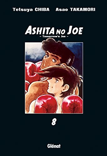 Ashita no Joe, Tome 8 :