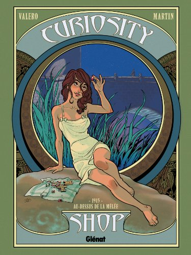 Curiosity shop, Tome 2 :