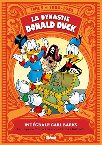 Donald, Tome 5