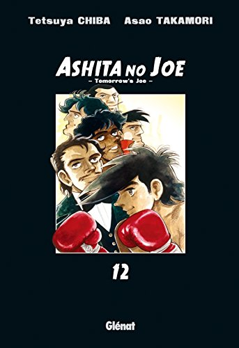 Ashita no Joe, Tome 12 :