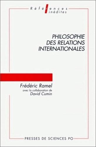 Philosophie des relations internationales