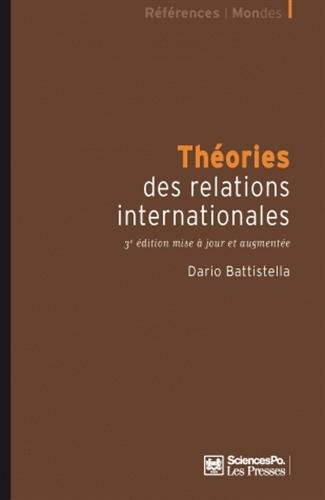 Théorie des relations internationales