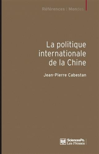 La politique internationale de la Chine