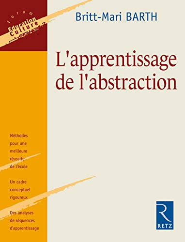 L'apprentissage de l'abstraction