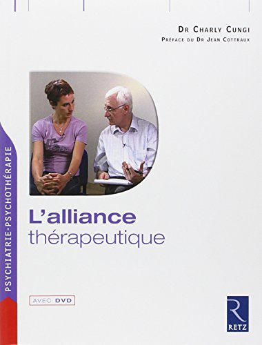 L'alliance thérapeutique (1DVD)
