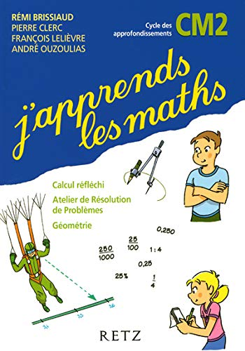 Pack J'apprends les Maths CM2