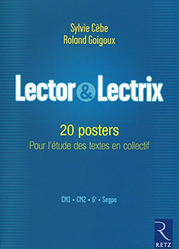 Lector Posters & Lectrix