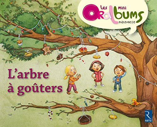 Pack 5ex l'Arbre a Gouters - les Mini Oralbums