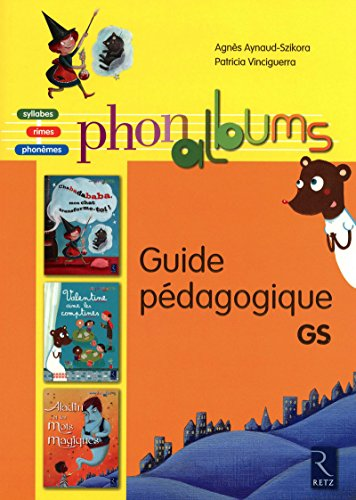 Phonalbums Guide pédagogique GS