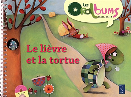 Le lièvre et la tortue (1CD audio)