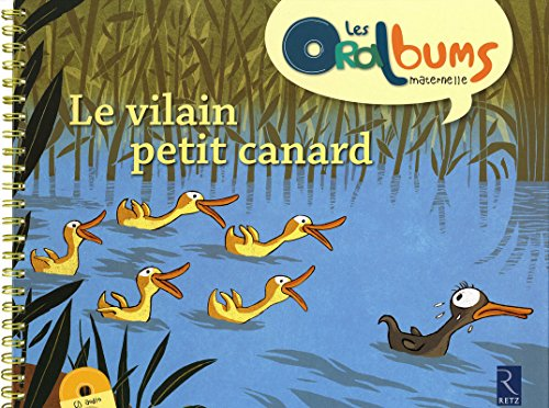Le vilain petit canard (1CD audio)