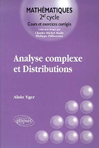 Analyse complexe et distributions
