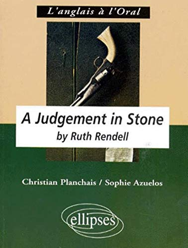 A Judgement in stone by R. Rendell