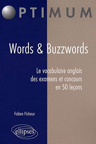 Words & Buzzwords