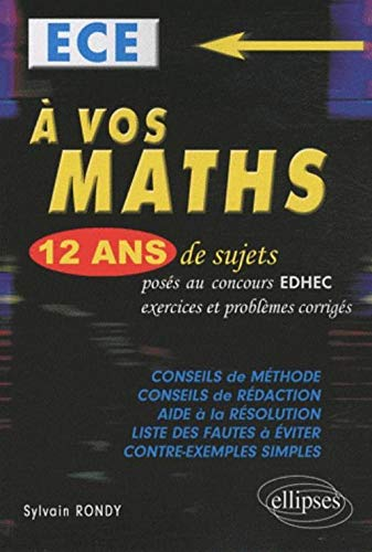 A vos maths !