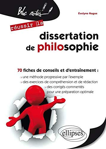 Dissertation de philosophie