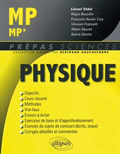 Physique MP-MP*