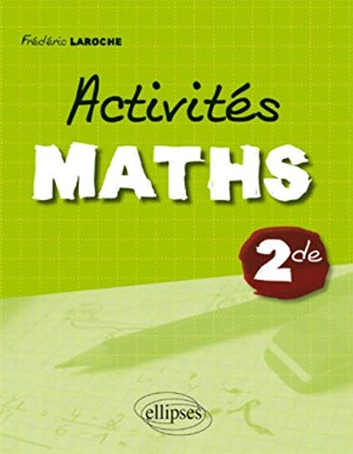Activites Maths Classe de Seconde