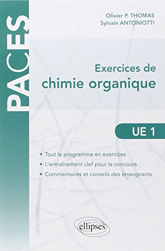 Exercices & Qcm de Chimie Organique UE1