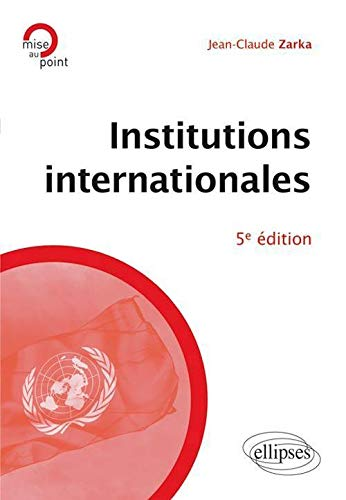 Institutions internationales