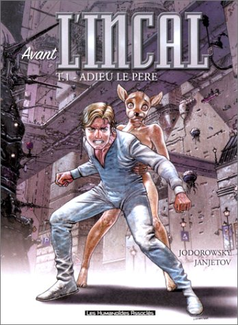 Avant l'Incal, tome 1