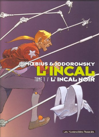 L'Incal, tome 1
