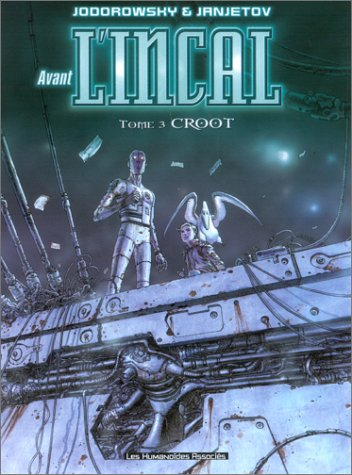 Avant l'Incal, tome 3