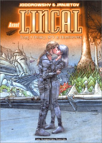 Avant l'Incal, Tome 5